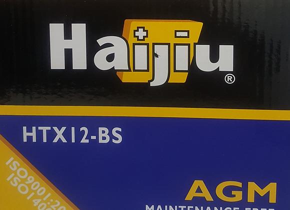 Μπαταρία HTX12-BS με υγρά HAIJIU