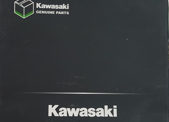Σιαγώνες Kawasaki Kazer γνήσιες