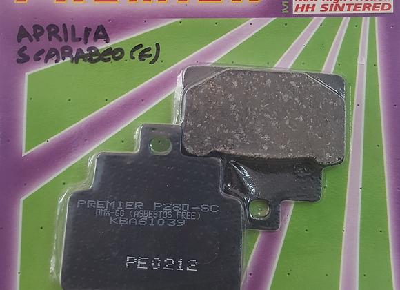 Τακάκια Premier P280.SC Aprilia Scarabeo