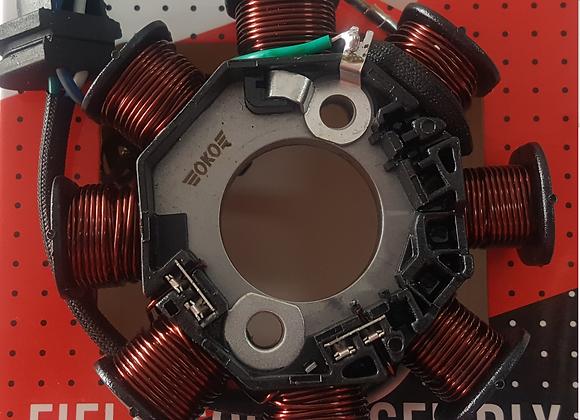 Πηνιοφόρος Innova-125 καρμπυρατέρ APIDO