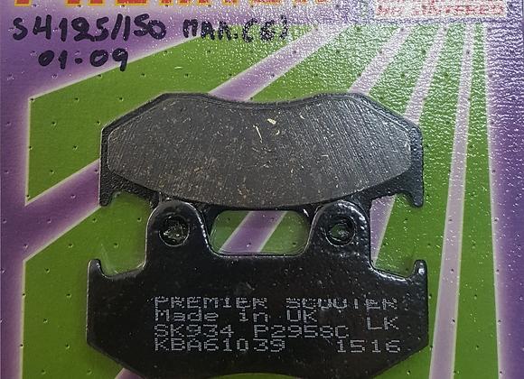 Τακάκια Premier P295.SC SH125/150 μοντ.'01-'09