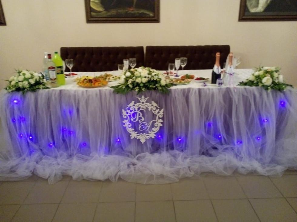 """Красивая свадьба в """"Камелоте"""" :)"""