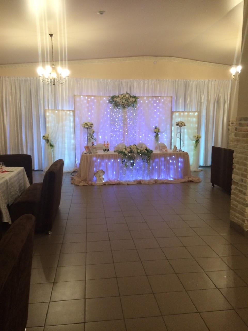 """Ещё одна красивая свадьба в """"Камелоте""""!:)"""
