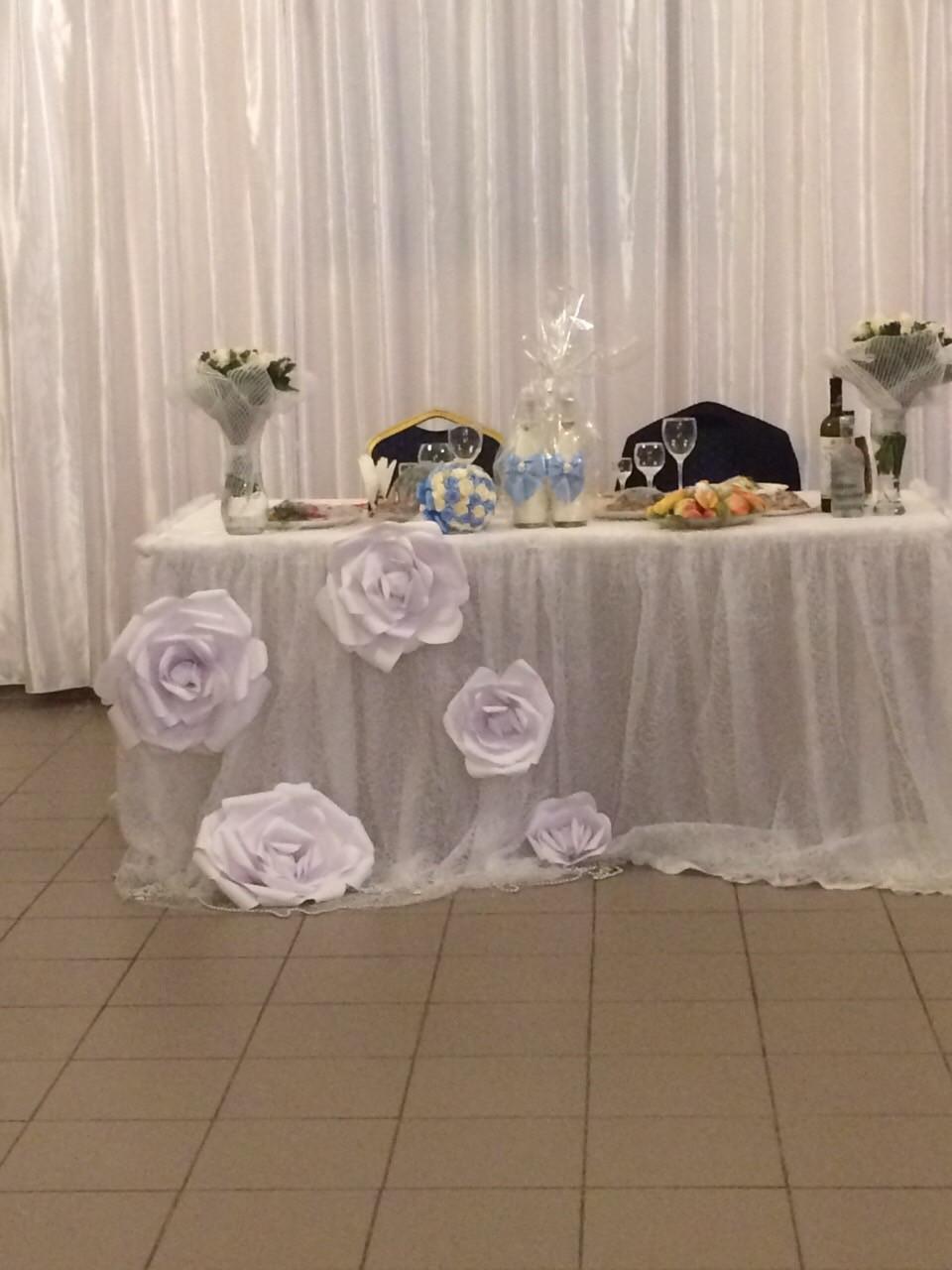 """Поздравляем молодых!)) Еще одна красивая свадьба в """"Камелоте""""!"""