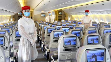 Emirates no se salvó: perdió 3.400 millones de dólares en el primer semestre del 2020