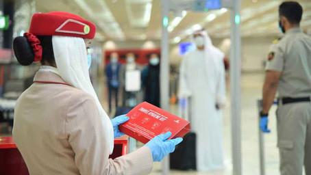 ¿Por qué Emirates es la aerolínea más segura para evitar el COVID en sus vuelos?