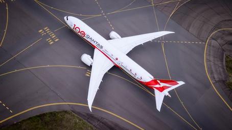 Qantas podría solicitar a sus pasajeros certificado de vacunación contra el coronavirus