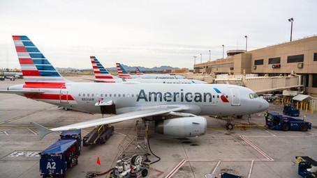 American Airlines suspendió la mayoría de sus operaciones entre EEUU y Londres