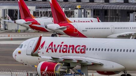 Avianca no aceptará préstamo del gobierno colombiano para continuar con sus operaciones