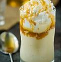 Peach Mango Milkshake