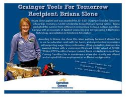 Meet Briana Slone-Grainger-ShoutOut
