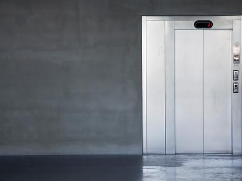 ถ้าลิฟท์ตกต้องทำอย่างไร ?