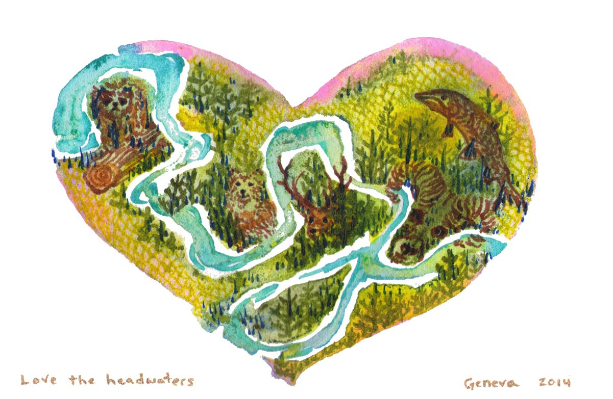 For The Sacred Headwaters