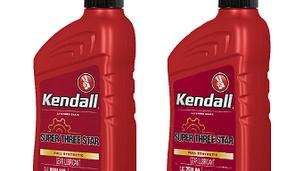 ロングライフギアオイルKendall Super Three Star®発売開始