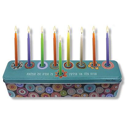 Hanukkah in a Tin