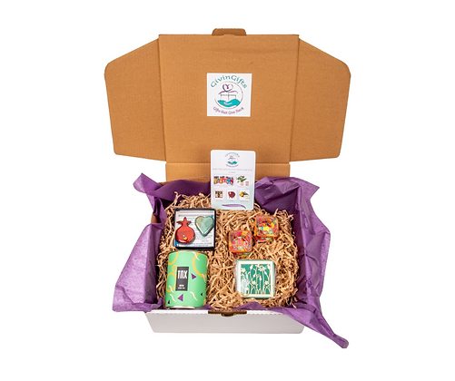 The Pampering Gift Box