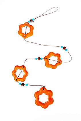 מובייל פרחים דקורטיבי מקרמיקה
