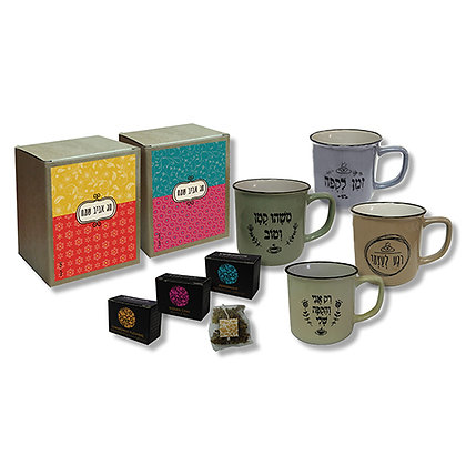 Mug and Tea Gift Box
