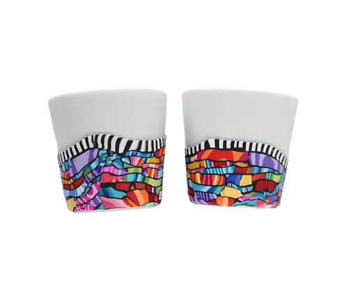 Set of 2 Coffee Cups