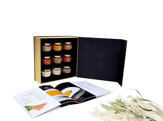 Israeli Spices Gift Box