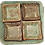Thumbnail: Ceramic Tray with Four Small Dishes
