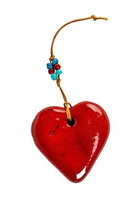 חמסה, פרפר או לב דקורטיבית מקרמיקה