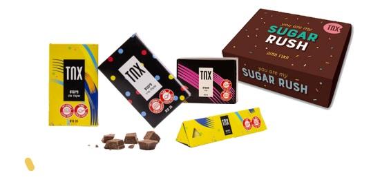 מארז שוקולדים כשר לפסח לעובדים עם ערך מוסף