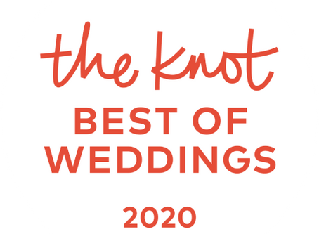 DHALIA EVENTS LLC NAMED WINNER OF THE KNOT BEST OF WEDDINGS 2020
