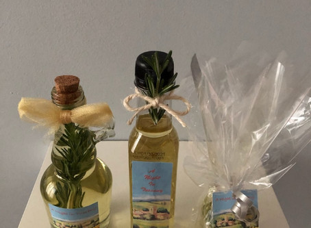 The Tuscan Favors