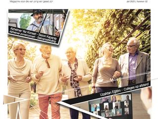 Nr. 2 AKTİF, een magazine over ouder worden in Nederland