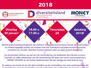 Nieuwjaarsborrel, 10 jaar Diversiteitsland