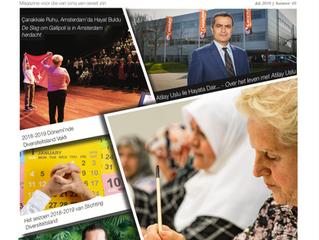 AKTİF, een unieke Turks Nederlands talige magazine over ouder worden in Nederland