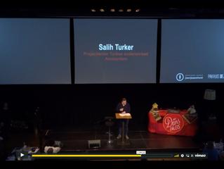 Toespraak Salih Türker, Amsterdams netwerk eenzaamheid presenteert: Lonely in Mokum-diner