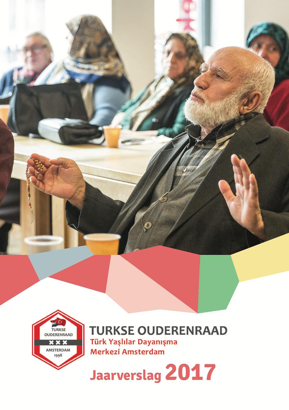Jaarverslag 2017 Turkse Ouderenraad