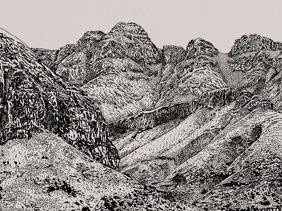 Drakensberg –Mariëtte Bergh