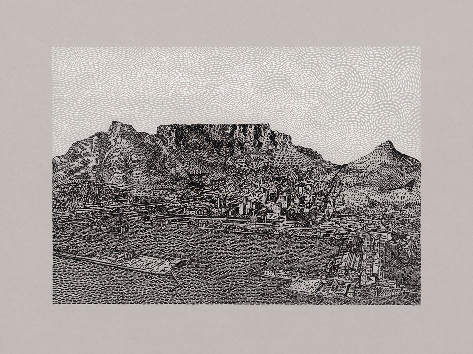 Cape Town –Mariëtte Bergh