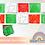 Thumbnail: Tira de plástico picado virgen de Guadalupe. Paquete con 10 tiras.