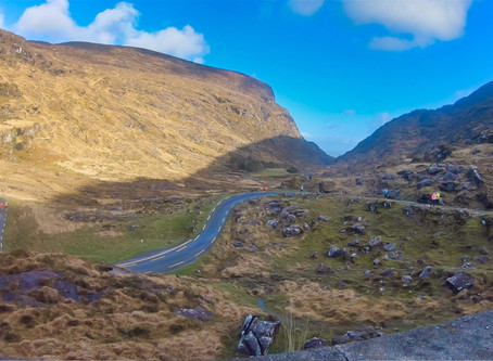 Hardman Half Marathon                       Gap of Dunloe, Co. Kerry, Ireland