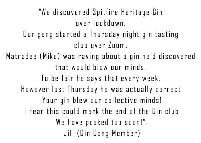 Jill Gin Gang Member