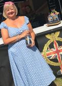Tea Dress and Gi