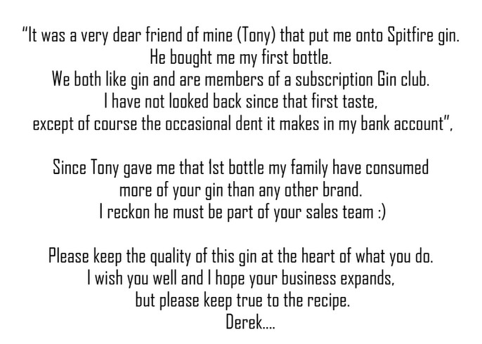 Derek and Tony our number one fans