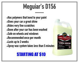 Meguiar's D156