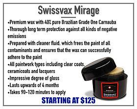 Swissvax Mirage