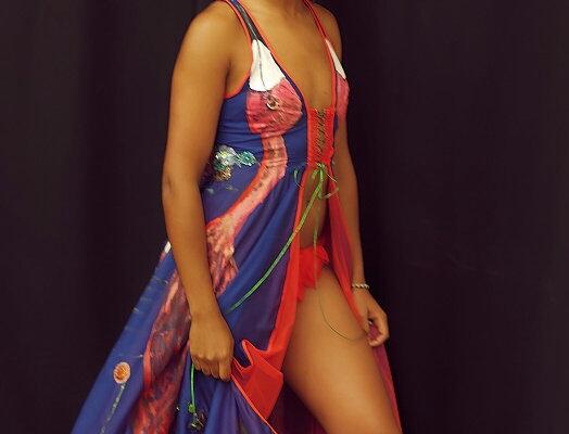 La Princesse de Xaragua Gown