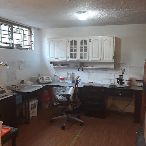 Laboratorio Clínico en Quito