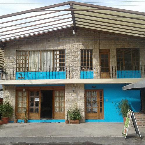Hotel, Bar - Restaurante en QUITO