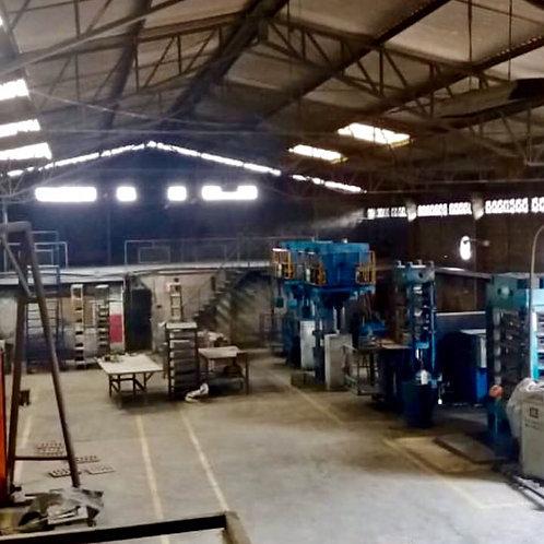 Planta Industrial de Frenos en Guayaquil