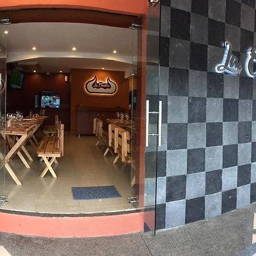 La Cuadra Steakhouse en Guayaquil