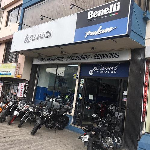 SAMADI Motos en Quito