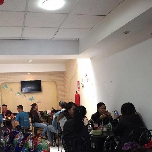 Restaurante en la 6 de Diciembre en Quito